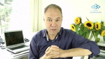 Lex Linsen is de trainer bij de cursus briefen voor effectieve infographics