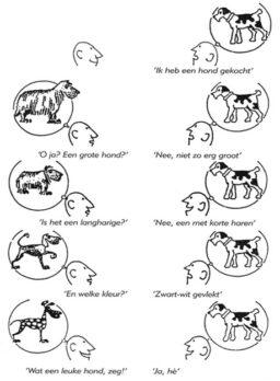 Misverstand over gekochte hond